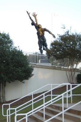 Large Bronze Monument Bronze Folwell Studios