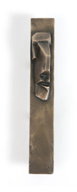 Picasso Plate Minds Bronze