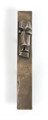 Zadkine Plate Minds Bronze